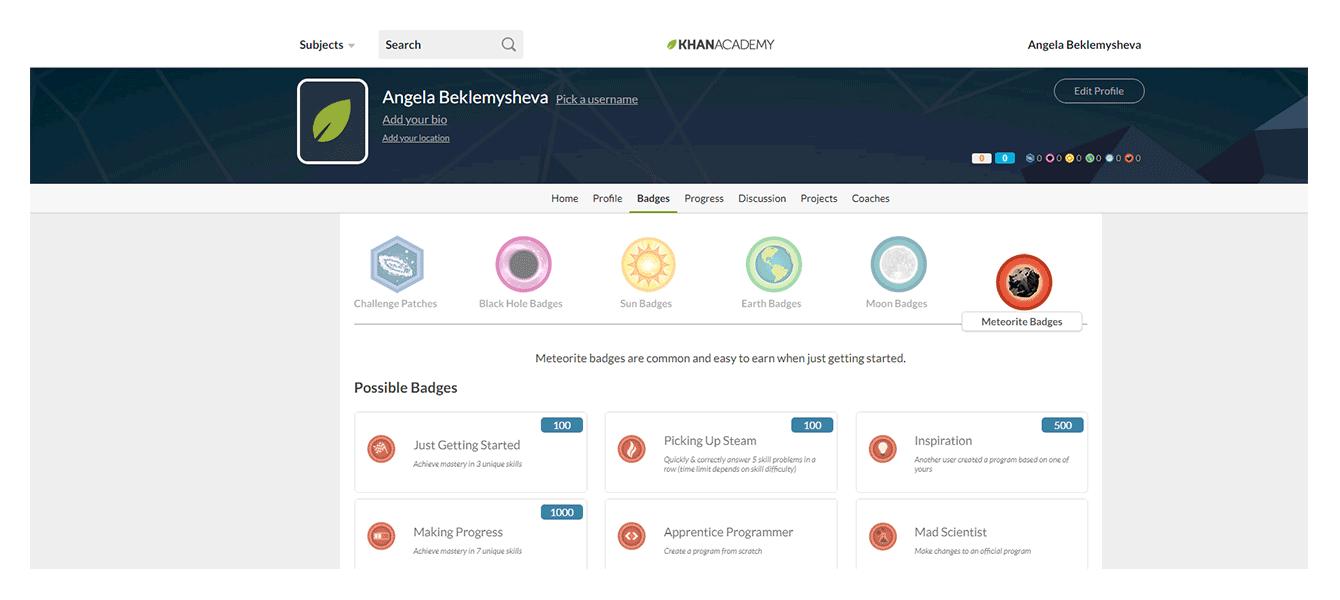 Rewards system for online marketplace