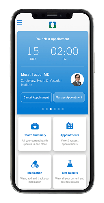 Medical Mobile App Development