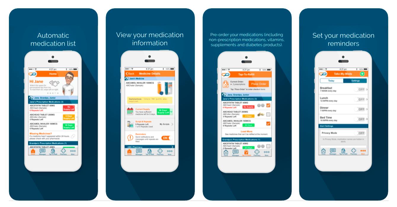 Medication Management App Development