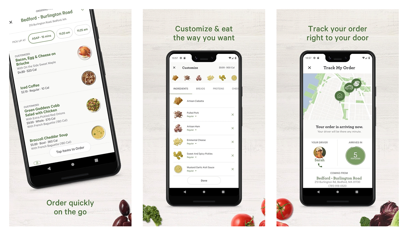 Build a Food Delivery app for Restaurant