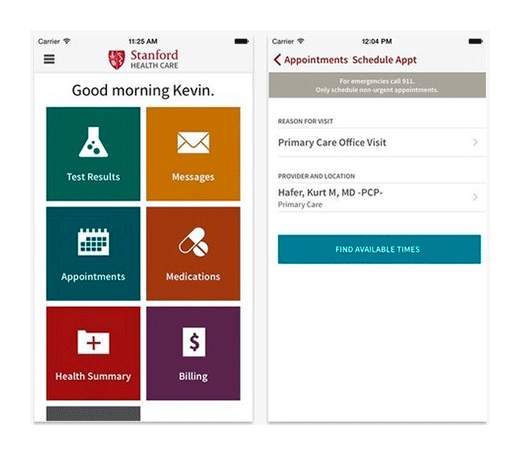 How to build a doctor appointment app