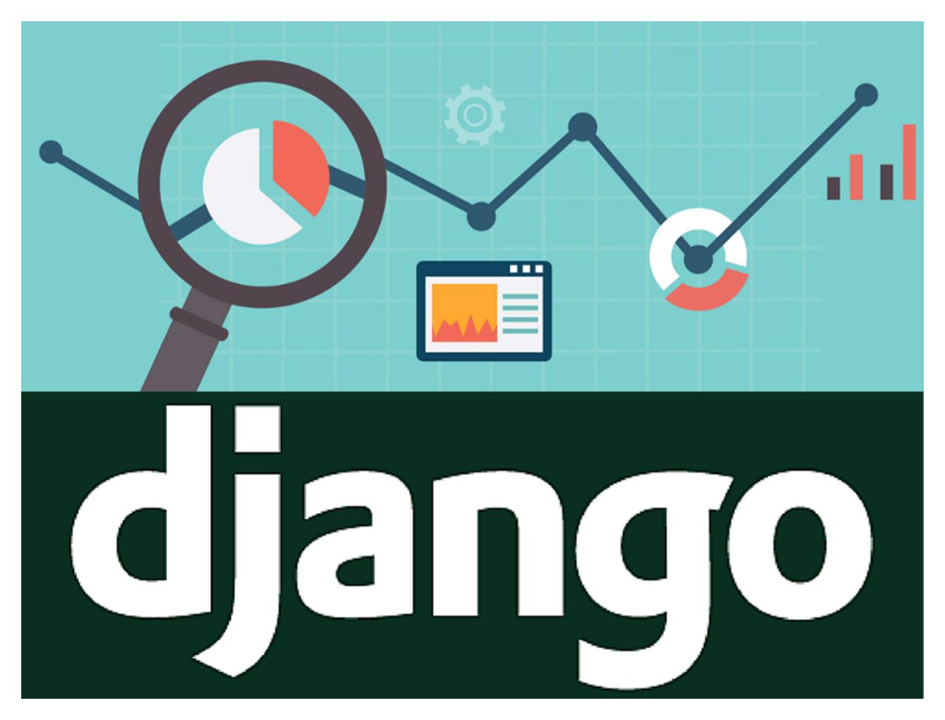 Django became the core Python framework.