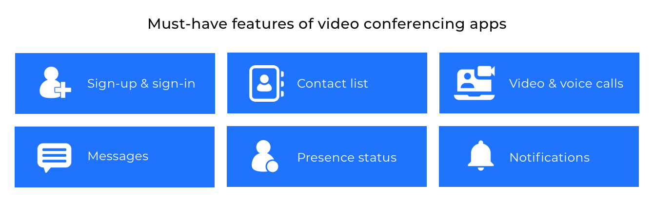 Build a video chat app