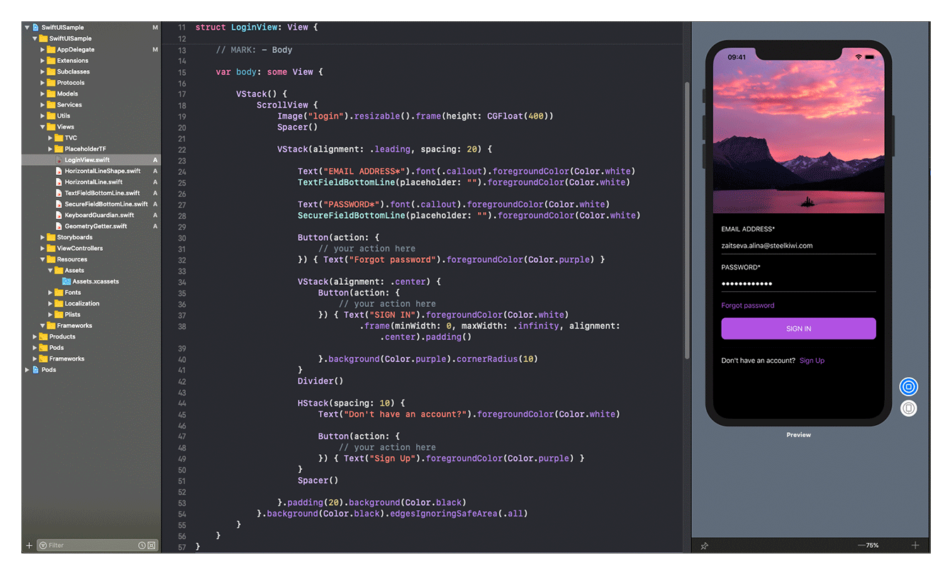 SwiftUI vs UIKit