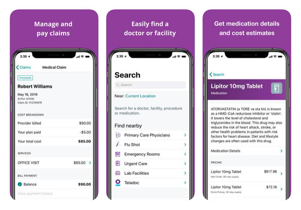 medical insurance apps