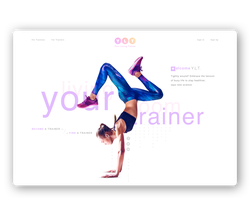 Your Living-room Trainer