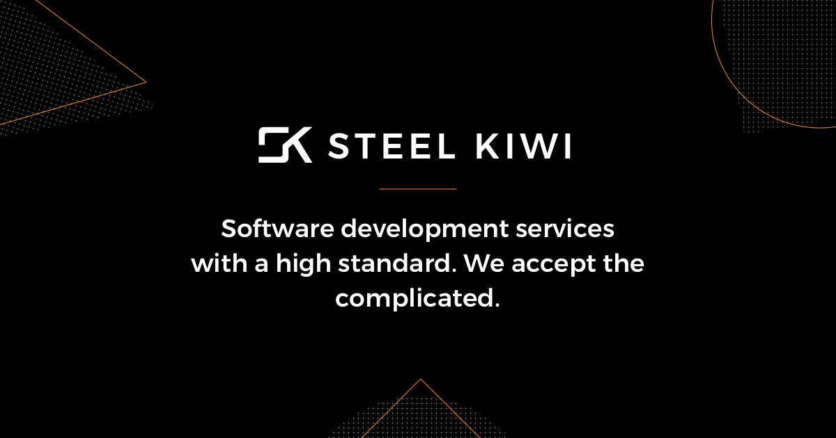 SteelKiwi | Web & Mobile software development company